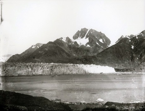 Photos Taken 100 Years Apart Show How Glaciers Are Disappearing | Amusing Planet | Vintage Living Today For A Future Tormorrow | Scoop.it
