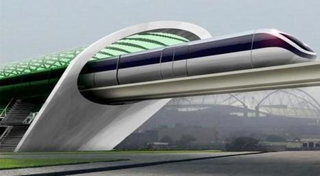 Hyperloop, ce train futuriste qui pourrait révolutionner les transports en mettant Paris à 35 minutes de Marseille | 2020, 2030, 2050 | Scoop.it