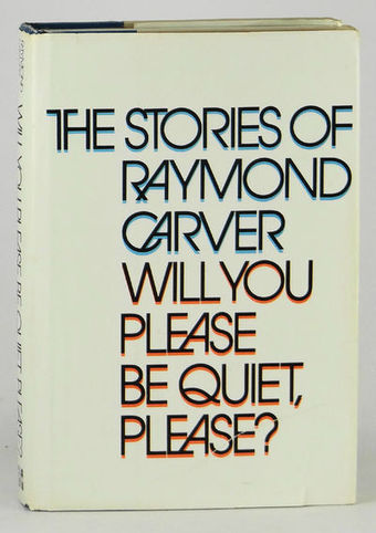 Raymond Carver by the Drink | Book Patrol | Libro blanco | Lecturas | Scoop.it