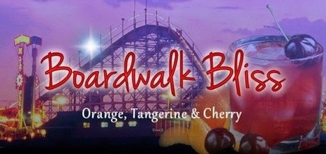 Crystal Canyon Vapes Eliquid: CCVapes New Flavor Release Boardwalk Bliss | Crystal Canyon Vapes | Scoop.it
