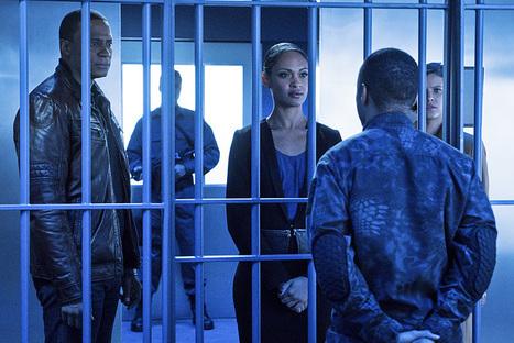 Amanda Waller Returns in New Arrow Photos | ARROWTV | Scoop.it