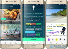 SQUID : une application Android innovante pour suivre l'actualité | Freewares | Scoop.it