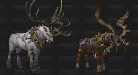 Mists of Pandaria Beta: Druids get new default travel form | World Of Warcraft | Scoop.it