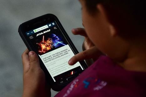 L'usage de l'internet mobile s'envole en France | mlearn | Scoop.it