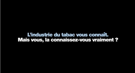 """Le complot"", la nouvelle campagne choc contre le tabac 