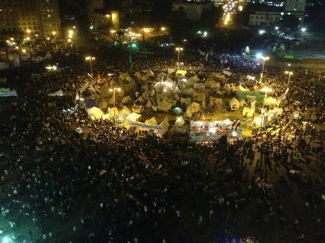 Tahrir Sq. Egypt, now.  LIVE stream | Revolution News Egypt | Scoop.it