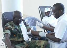Célébration de la journée des Nations-Unies : une collecte de sang record. | CINU Dakar | Médiathèque UNHCR Sénégal | Scoop.it