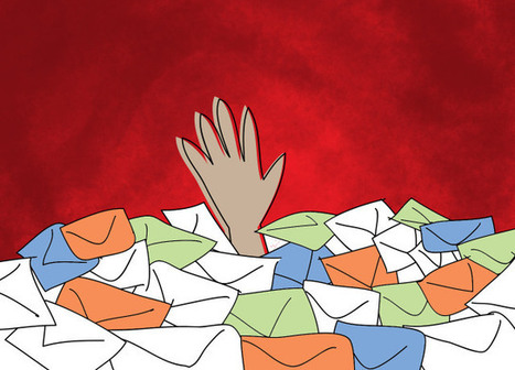 Happy Email Overload Day! Some Tips To Reach Inbox Zero With Your Sanity Intact | Education | Scoop.it