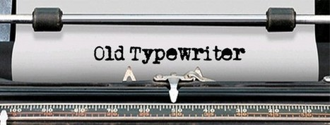 30 Free Typewriter Fonts Each Designer Should Own | Multimédia | Scoop.it