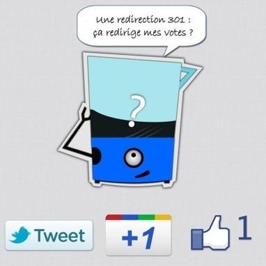 Redirection 301 et réseaux sociaux | Superkadorseo | Scoop.it