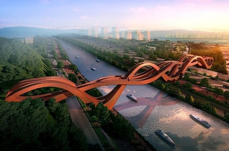 Lucky Knot Bridge - NEXT Turns Bridge into Ultimate Experience | Architecture and Interior Design | Scoop.it