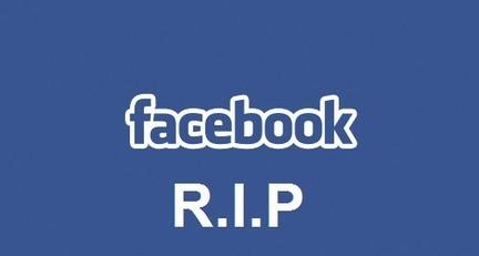 Facebook permet de désigner un contact Légataire pour votre compte après votre Mort - #Arobasenet | Marketing-survey | Scoop.it