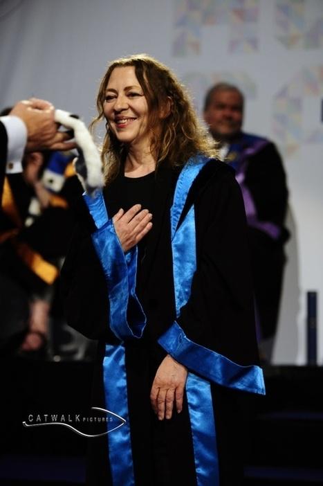 Ann Demeulemeester reçoit le titre de Docteur Honoris Causa de l'ULB - ELLE.be | L'actualité de l'Université libre de Bruxelles (ULB) | Scoop.it