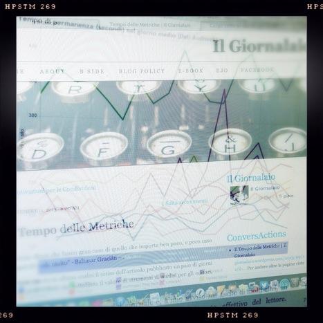 Giornalismo online: pesi e misure tra web e mobile | giornalismo e new media | Scoop.it