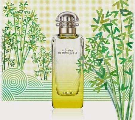 Hermès nous fait respirer le Jardin de Monsieur Li | Perfume and fragrances Trends | Scoop.it