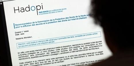 Comment l'Hadopi repère-t-elle les internautes qui téléchargent ? | TFL'veille techno | Scoop.it