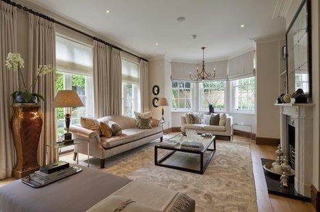 House for sale in St. Katherine's Orchard, Regent's Park, London, NW1 | Sandfords | Regents Park Property | Scoop.it