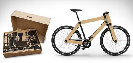 Sandwichbikes : des vélos en kit qui se montent en quelques minutes | Tiers-Lieux et synergies | Scoop.it