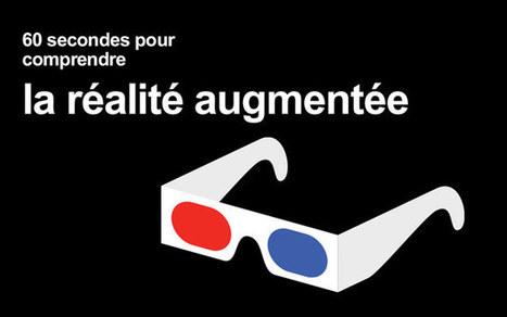 60 secondes pour comprendre la réalité augmentée | Système d'information-IT | Scoop.it