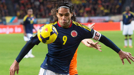 World Cup: Colombia striker Radamel Falcao suffers torn left ACL, putting participation in doubt | Colombia | Scoop.it
