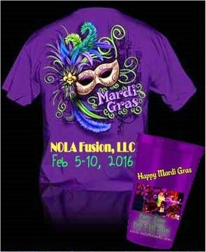 Your Invitation to Party With NOLA Fusion at 2016 Mardi Gras | Travel Tips & Deals | Scoop.it