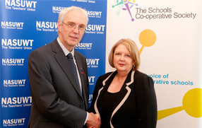 NASUWT and Schools Co-operative Society Agreement | Organising Campaigns | Scoop.it