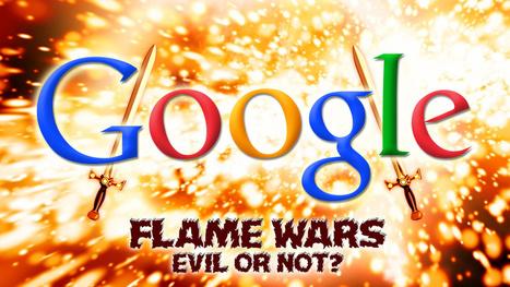 Google: Evil or Not? | Linguagem Virtual | Scoop.it