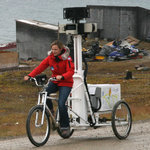 An Inuit Village, Too Remote for Cars, Gets Street View | READ WHAT I READ | Scoop.it
