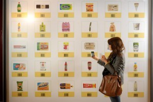 "A relire : ""Are virtual walls the future of retail?"" 