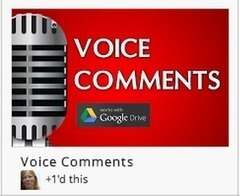 Joe the ITC: Google Drive - Adding Voice Comments | IT og  undervisning generelt _ Morten Ulstrup | Scoop.it