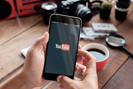 Live streaming mobile : YouTube s'y met aussi | Actualité Social Media : blogs & réseaux sociaux | Scoop.it