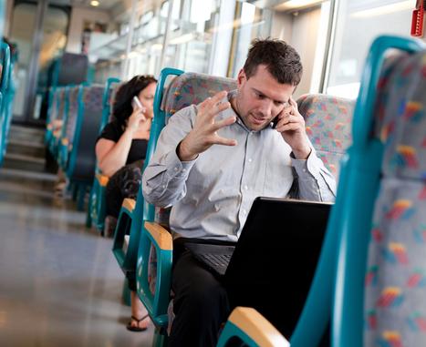 Tranquilien : l'open data appliqué au transport ferroviaire   OpenData   Scoop.it