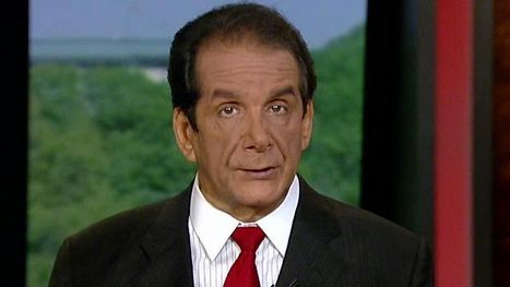 Krauthammer Slams Embassy Statement In Egypt | Restore America | Scoop.it