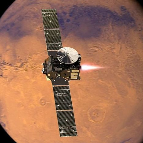 ExoMars Mission: What happened to the Schiaparelli lander? | Fragments of Science | Scoop.it