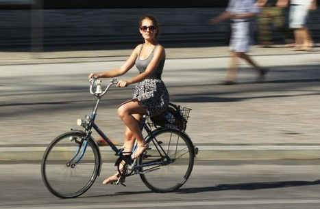 The Bicycle Logic   Smart Cities   Scoop.it