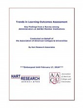Trends in Learning Outcomes Assessment: Key Findings from a Survey among Administrators at AAC&U Member Institutions | Education and Literacy | Scoop.it