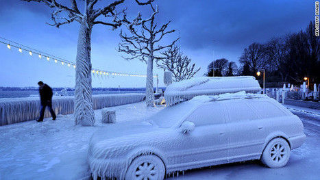 Situation 'tragic' as winter weather blankets Europe - CNN.com   The Blog's Revue by OlivierSC   Scoop.it