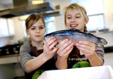Can greener, locally-sourced school dinners enhance learning skills? | Local Economy in Action | Scoop.it