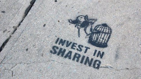 Lessons From The Sharing Economy | TechNewsDB | Peer2Politics | Scoop.it