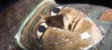 Intact 3600 year old Egyptian sarcophagus among new discoveries ... | Ancient World History | Scoop.it