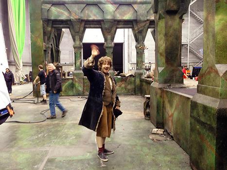 Martin Freeman says farewell to Bilbo Baggins   'The Hobbit' Film   Scoop.it