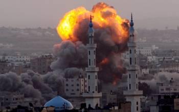 Israel bombardea la sede del primer ministro de Hamás - Diario Atlántico   Un poco del mundo para Colombia   Scoop.it