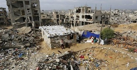 World not delivering on Gaza reconstruction promises - nrc.no | CRAKKS | Scoop.it