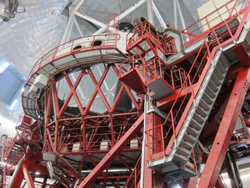60 metri, il piu' grande telescopio alle Isole Canarie   Fuerteventura   Scoop.it