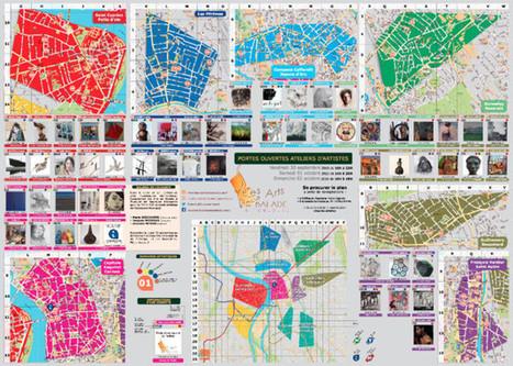 Les Arts en Balade : partez à la découverte de 85 artistes dans 11 quartiers de Toulouse | Toulouse La Ville Rose | Scoop.it