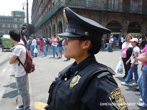 Working Amidst the Chaos: A Policewoman in Mexico City | World Travel | Scoop.it