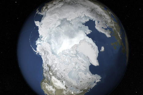 Why record low Arctic sea ice only tells half the story (+video) | sustainability and resilience | Scoop.it