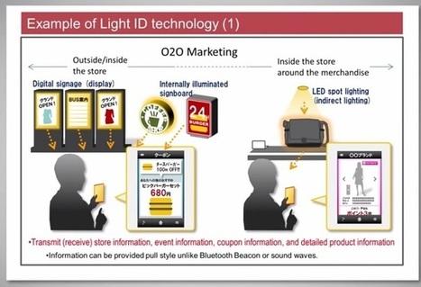Panasonic améliore le Li-Fi pour faire de l'ombre au Beacon | Soho et e-House : Vie numérique familiale | Scoop.it