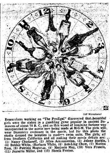 Spin The Wheel, Land On Vera Francis | Herstory | Scoop.it