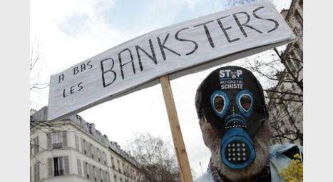 """Comme dans les années trente, les """"banksters"""" font la Une - RTBF   Bankster   Scoop.it"""
